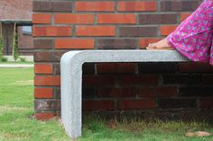 Brique Range | Outdoor Furniture for Ashoka University on Behance