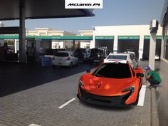 FULL SIZE McLaren P1 App. Dubai, UAE | Crank and Piston Car Culture Lifestyle Community