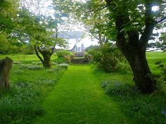 Busta House Garden in the Scottish Shetlands by Karen V Bryan, via Flickr