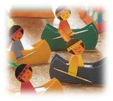 indianen in kano's | jufvoorjuffen