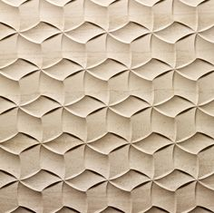 """An easy-to-use modern stone design cladding, a geometric texture for interior feature walls that still allow furniture and décor to take the stage. Our """"cubo"""" carved stone tiles from the """"Le Pietre Incise"""" collection."""