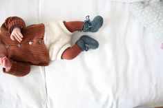 Knitting For Kids, Baby Knitting, Baby Boy Fashion, Kids Fashion, Sewing Projects For Kids, Boho Baby, Beautiful Babies, Baby Love, Dressing