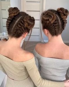 57 Braid Hairstyle Ideas for Girls Nowadays 57 Braid Hairstyle Ideas for Girls Nowadays braidhairstyle braidhairstyleideas braidhairstyledesign Easy Braided Hairstyles For Long, Cool Braid Hairstyles, Braids For Long Hair, Straight Hairstyles, Girl Hairstyles, Hairstyle Ideas, Simple Hairstyles, School Hairstyles, Everyday Hairstyles