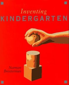 I had never even thought about what kindergarten was like originally-or that there was one man who invented it originally (Frederic Froebel).  Beautiful pictures throughout.