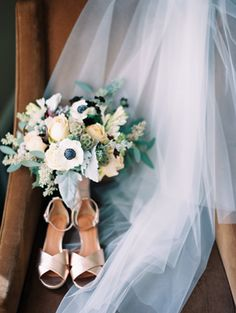 Vintage Romantic St. Louis Wedding by Clary Pfeiffer