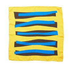 HAPPY STRIPES - Pocket Square