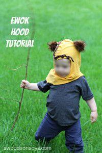 DIY Ewok Hood Tutorial – CraftingCon Blog Tour