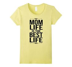 Women's Best Gift for Mother's day Mom life is the best l... https://www.amazon.com/dp/B06Y2B4HXK/ref=cm_sw_r_pi_dp_x_nhC5yb294WCPR