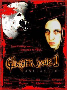 Ginger Snaps II: Unleashed by Ginger-Snaps Slasher Movies, Horror Movies, Ginger Snaps Movie, Comic Book Characters, Comic Books, Katharine Isabelle, Emo Princess, Vampires And Werewolves, Fantasy Island
