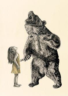 Lauren Mortimer » Bear With Me