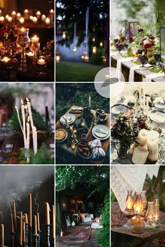 A Candlelit Affair | Style Focused Wedding Venue Directory | Coco Wedding Venues