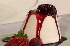 Receta de flan de queso fresco Health Fair, Panna Cotta, Chocolate, Ethnic Recipes, Food, Salsa, Google, Pudding, Egg Wash