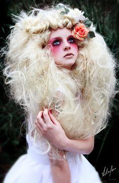 Fantasy hair....,  Go To www.likegossip.com to get more Gossip News!