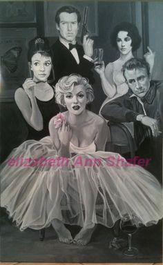 Elizabeth Ann Shafer Oil Painting