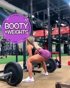 Booty & Hamstrings Workout