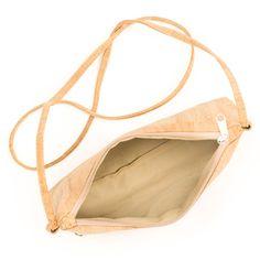 Korktasche / Schultertasche «Nature» – Nachhaltige Tasche aus Naturkork String Bikinis, Swimwear, Fashion, Vegan Handbags, Vegan Products, Unique Bags, Notebook Bag, Fashion Women, Dental Floss