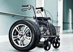 Pimped Wheelchair