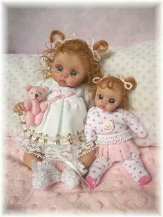 Joni Inlow Dolls