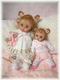 Joni Inlow Dolls