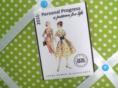 Personal Progress: A Pattern for Life - great YW In Excellence Idea!