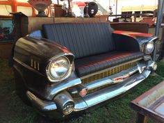 57 Chevy bench by relics awry