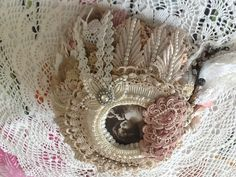 Doily journal by Jean Wragg