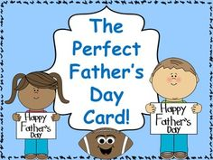 The perfect Father's Day card! Editable and thoughtful! Copy both pages back to back for a foldable card. Students have to fill out the information about their dads, color, and make a portrait of dad! Sure to make any dad smile!!!  Enjoy! Please visit my store for more lesson plans and ideas.