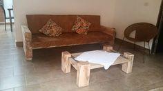 Mueble y centro de sala