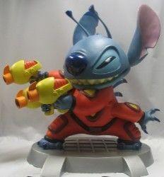 Disney Big Figure Statue - Lilo & Stitch - Alien Escape LE 250