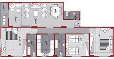 شقة للبيع ,مدينة الشروق 169 م ,قطعة 51 - المجاورة الثانية - المنطقة الثالثة - مدينة الشروق / دار للتنمية وادارة المشروعات - كلمنا على 16045