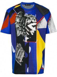 18265f2f0d16 VERSACE Geometric Medusa T-Shirt.  versace  cloth  t-shirt
