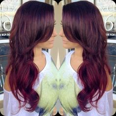 Love the hair color <3