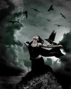 Mis Relatos y demás.: La Dama Oscura.