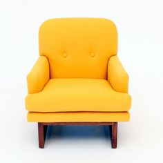 Melinda Chair Yellow, $1,899, now featured on Fab.