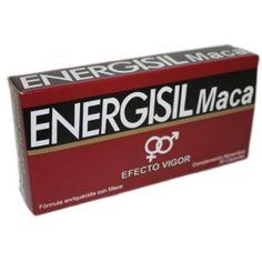 Energisil Maca Gramar (30cap)