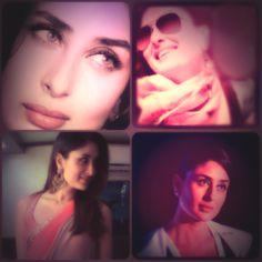 ////// Kareena Kapoor Khan, True Beauty, Loving U, My Favorite Things, Bollywood, Polaroid Film, Actresses, Queen, My Love