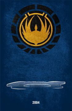 Battlestar Galactica from moviecarposters.com
