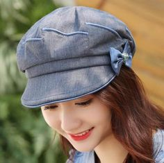937b7659 Sweet bow newsboy cap for teenage girls package sun hats. News Boy  HatFashion StoresSun ProtectionCaps For WomenSun ...