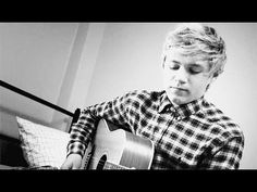Niall Horan of One Direction Performing Justin Bieber Baby Live Acoustic Guitar