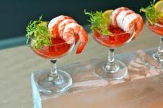shrimp cocktail presentation ideas - Google Search