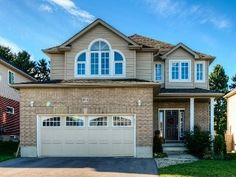 Absolutely beautiful 4 bedroom, 3 bathroom, family home located in the quiet and family-friendly village of Wellesley. Home And Family, Real Estate, Homes, Mansions, Bathroom, House Styles, Beautiful, Home Decor, Mansion Houses