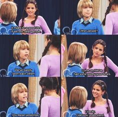 The Suite Life of Zack and Cody Gomez Cole Sprouse Disney Memes, Disney Quotes, Zack Et Cody, Zack And Cody Funny, Suit Life On Deck, Sprouse Bros, Dylan Sprouse, Old Disney Shows, Old Disney Channel