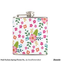 Make heads turn as you show off your Pink flask from Zazzle.