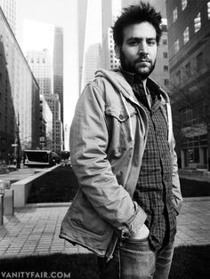 Photos: Portraits of the 2013 Tribeca Film Festival | Vanity Fair. Josh Radnor