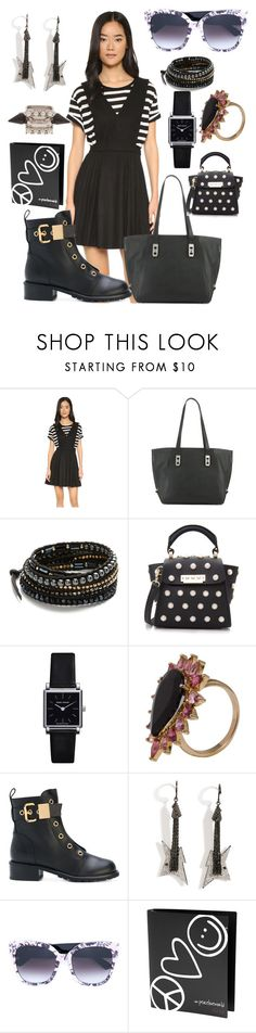 """Your Style"" by gadinarmada-1 ❤ liked on Polyvore featuring J.O.A., Charles Jourdan, Chan Luu, ZAC Zac Posen, Isabel Marant, Philippa Holland, Giuseppe Zanotti, Lynn Ban, Gucci and Peace Love World"