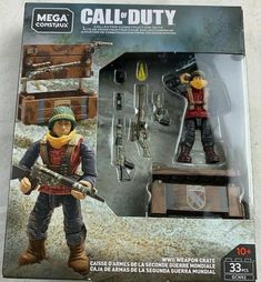 Mega Bloks Vehicle Sets Choose Mountain Recon Or Drone Attack COD Call Of Duty