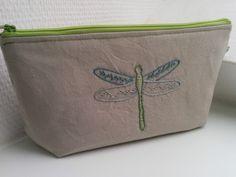 Täschchen mit Libelle - Nahtlust