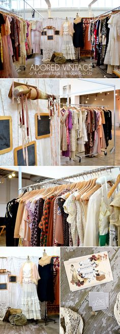 Adored Vintage at A Current Affair Vintage Marketplace