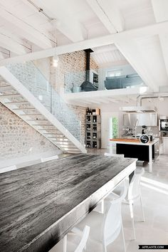 loft. - Click image to find more Home Decor Pinterest pins