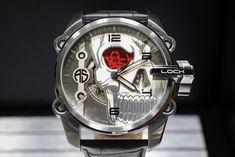 The Arnold Schwarzenegger Hero Terminator Watch.  |  Bloomberg